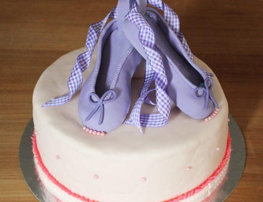 Torta BALLERINA | Ça va sans dire | cavasansdire.com