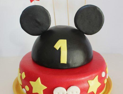 Torta TOPILONO - MICKEY MOUSE | Ça va sans dire | cavasansdire.com