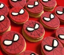 Biscotti SPIDERMAN | Ça va sans dire | cavasansdire.com
