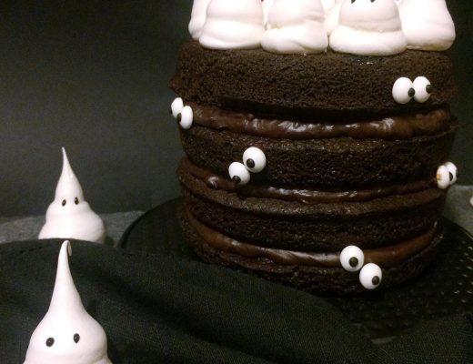 Torta FANTASMA | Ça va sans dire | cavasansdire.com