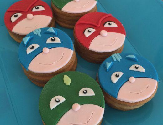 Biscotti SUPER PIGIAMINI - PJ MASK | Ça va sans dire | cavasansdire.com