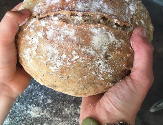 Il pane in pentola di Jim Lahey | Ça va sans dire | cavasansdire.com