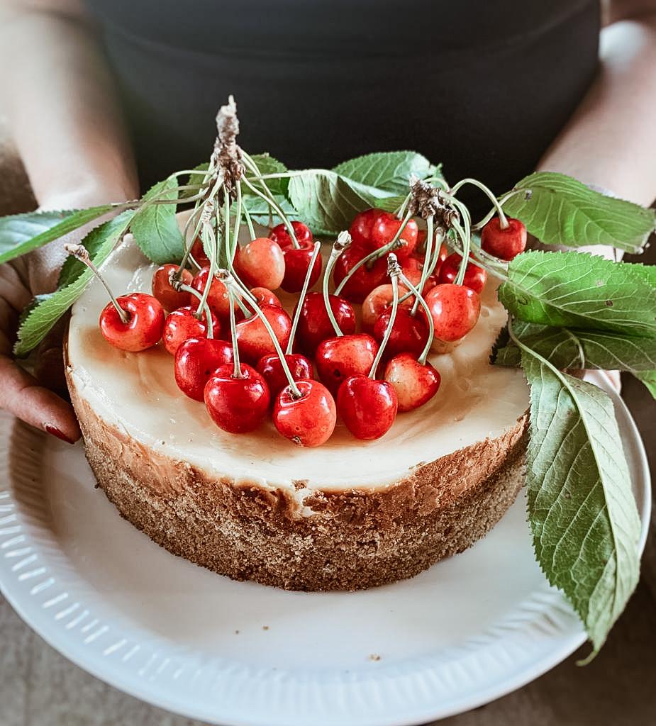 Cheesecake | Ça va sans dire | cavasansdire.com