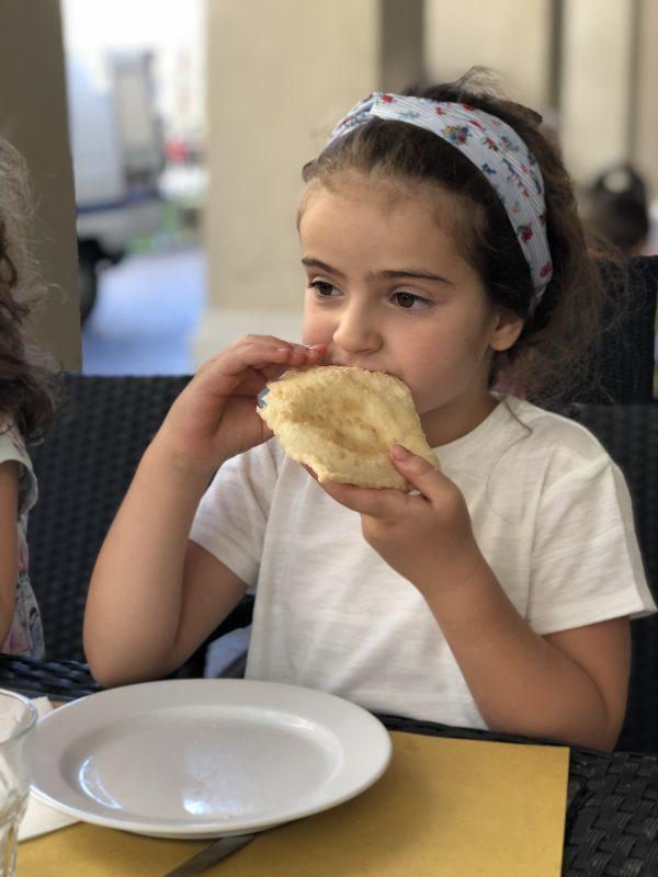 Gnocco fritto dell'Antica Salumeria Pancaldi | Ça va sans dire | cavasansdire.com