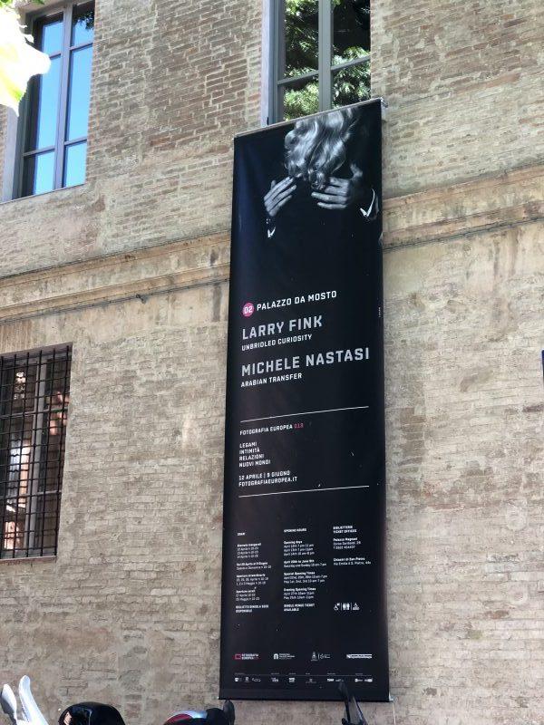 Michele Nastasi presso Forografia Europea 2019 | Ça va sans dire |