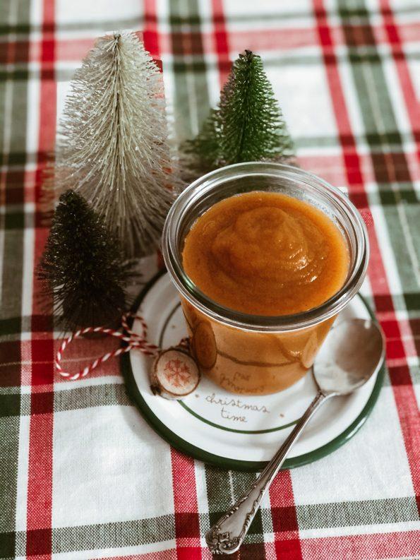 Composta di zucca mele e carote | Ça va sans dire | cavasansdire.com