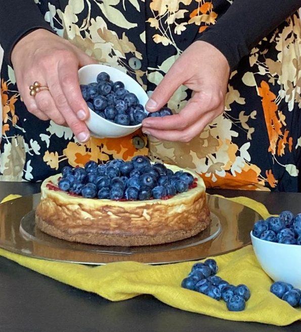 La Cheesecake perfetta | Ça va sans dire | cavasansdire.com