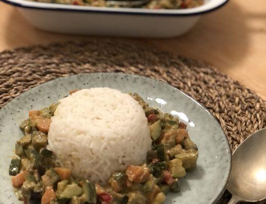 Curry di verdure | Ça va sans dire | cavasansdire.com