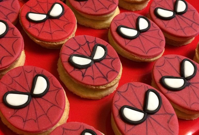 Spider Biscotti
